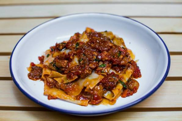 Ragù, a Meat Sauce Done Right at Linguini Fini Hanoi