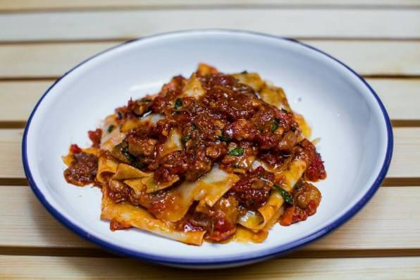 Ragù, a Meat Sauce Done Right at Linguini Fini Hanoi